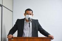 Câmara municipal concede título de cidadão manciolimense ao delegado José Obetânio