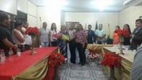 Câmara de Vereadores de Mâncio Lima concede o PRÊMIO MULHER DESTAQUE – 1ª Edição, à Professora Renê Araújo de Menezes
