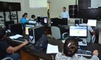 Interlegis realiza oficina na ALE-RR