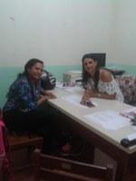 Vereadora realiza visita ao núcleo da SEAPROF em Mâncio Lima