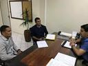 Vereadores de Mâncio Lima buscam apoio do governo para o combate à violência no município