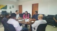 Vereadores de Mâncio lima cumprem agenda em Rio Branco