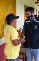 Vereador Evandro denuncia descaso da prefeitura com ribeirinhos